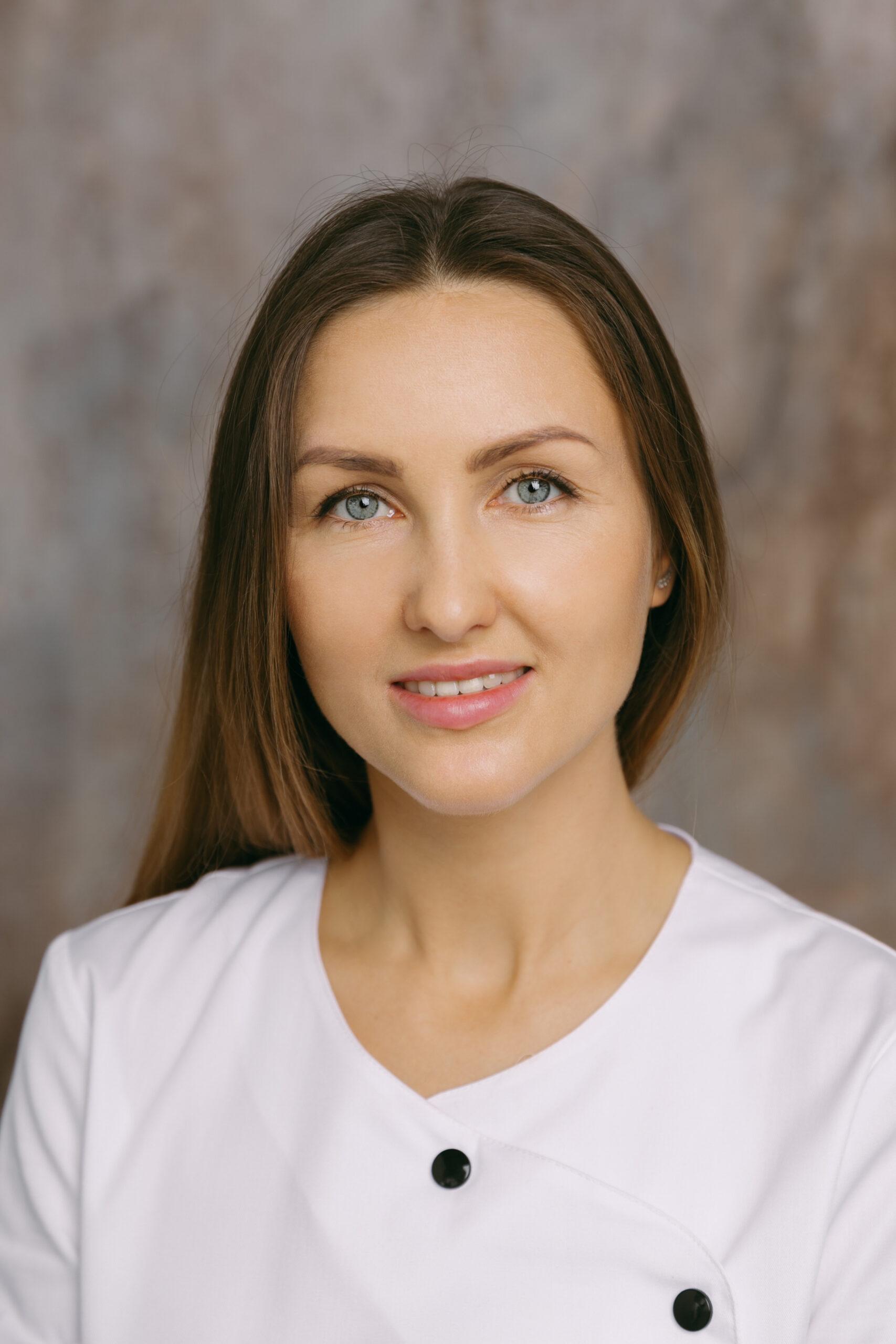Русских (Черняева) Анастасия Сергеевна